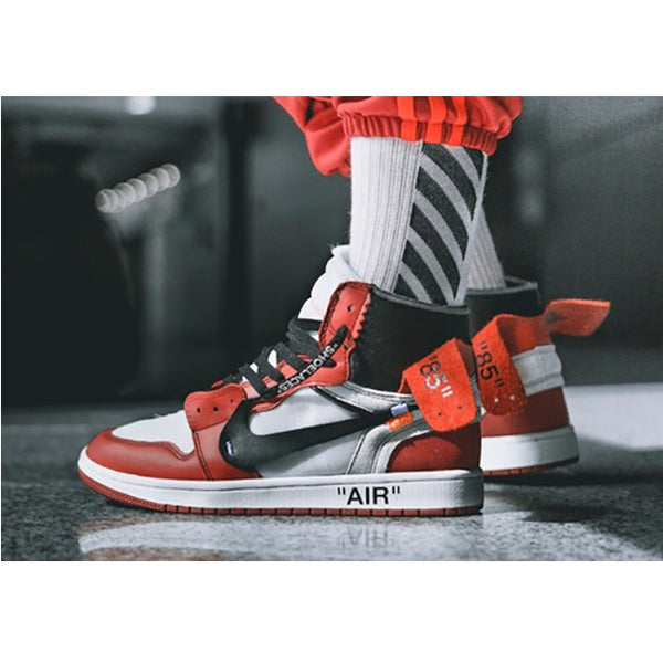 OFF-WHITE x Jordan I (Tmall ORIGINAL)