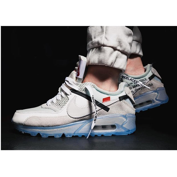 b6183fb0449f43 OFF-WHITE x Air Max 90 (Tmall ORIGINAL)