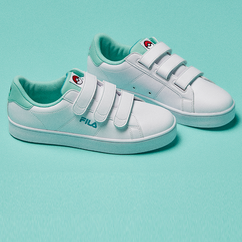 f3a1adf2805e Pokemon x Fila Court Deluxe Low Bulbasaur