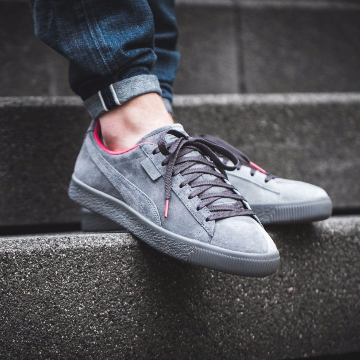 puma clyde high