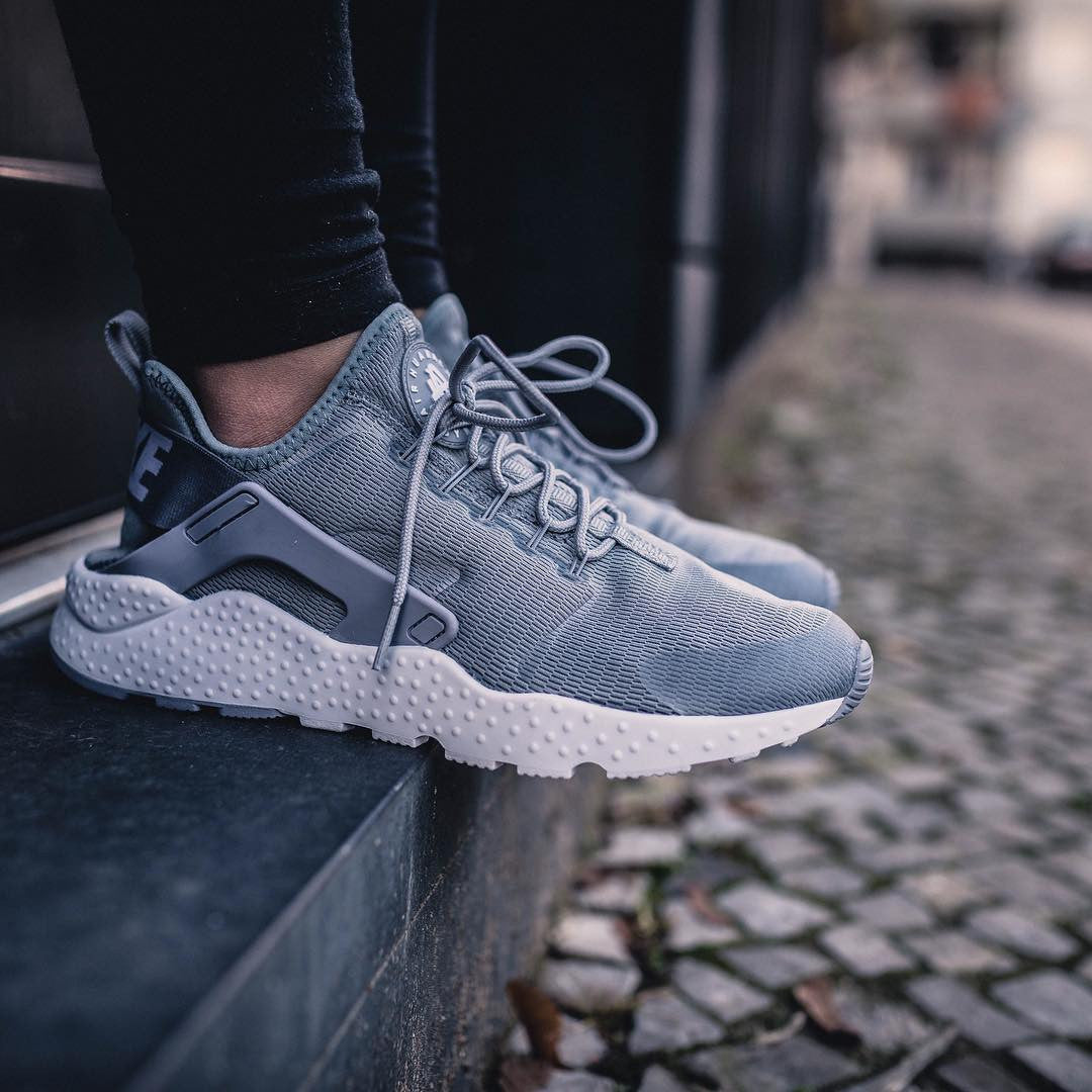 Nike Air Huarache Run Ultra Stealth Grey