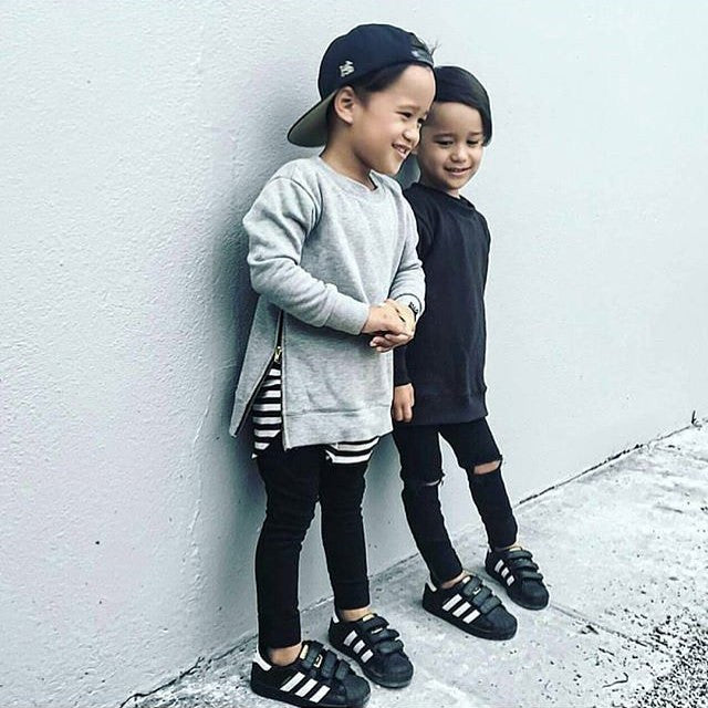 Adidas Superstar Outfit Boys