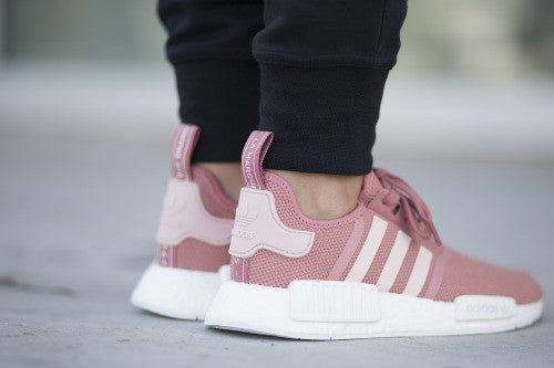 Adidas NMD R1 Gets a 'Salmon Pink' Makeover MISSBISH