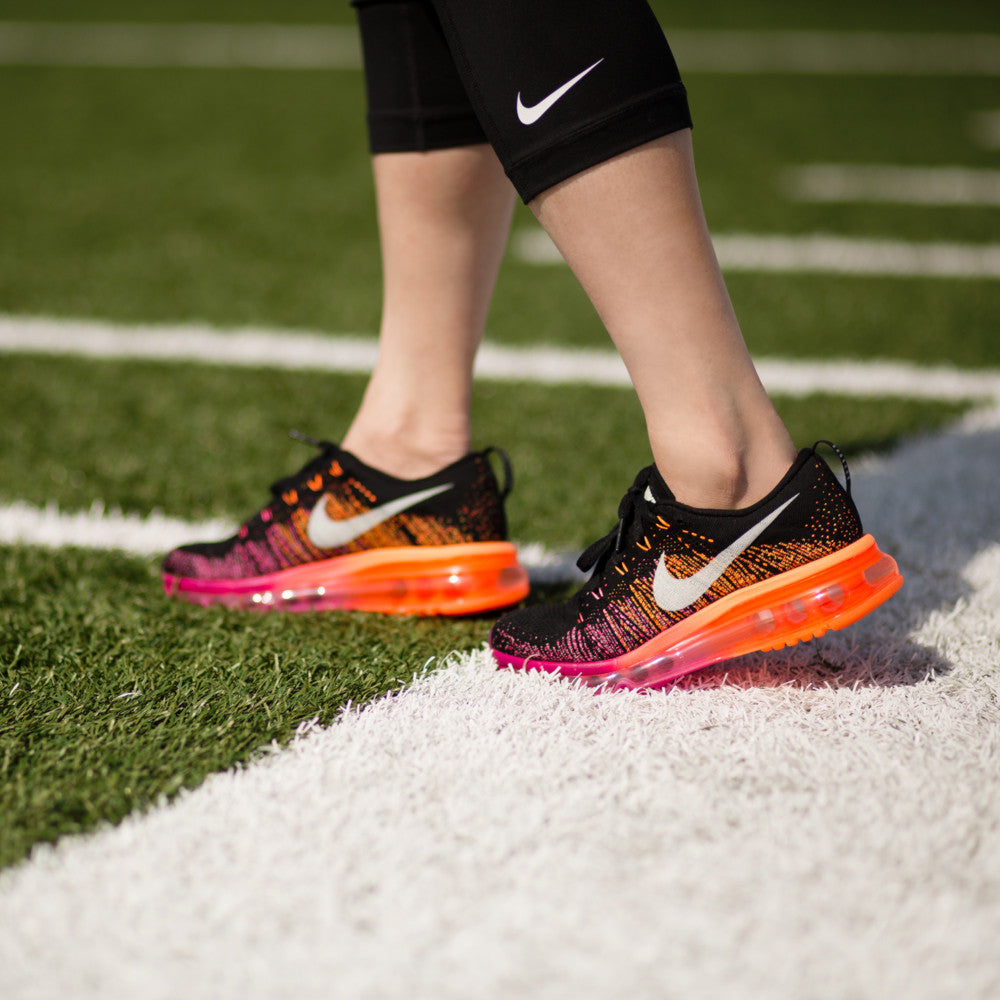 Nike Flyknit Air Max Limited Edition International College of