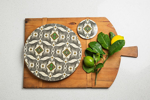 Avenida Home Placemats and Coasters