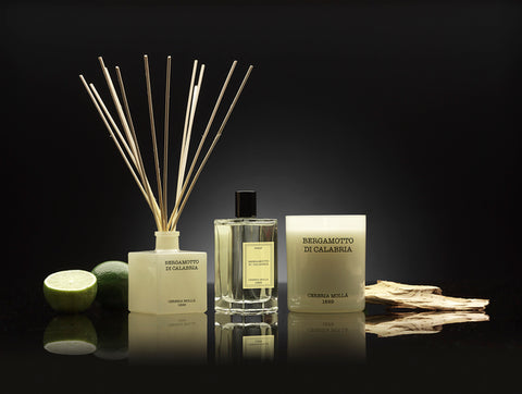 Cranfields candle and home fragrance range wellington