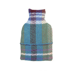 Multicolour Wool Cover + Hot Water Bottle
