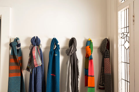 Cranfields Autumn Winter Scarves