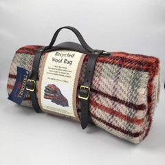 Recycled Picnic Rug | Tweedmill Textiles