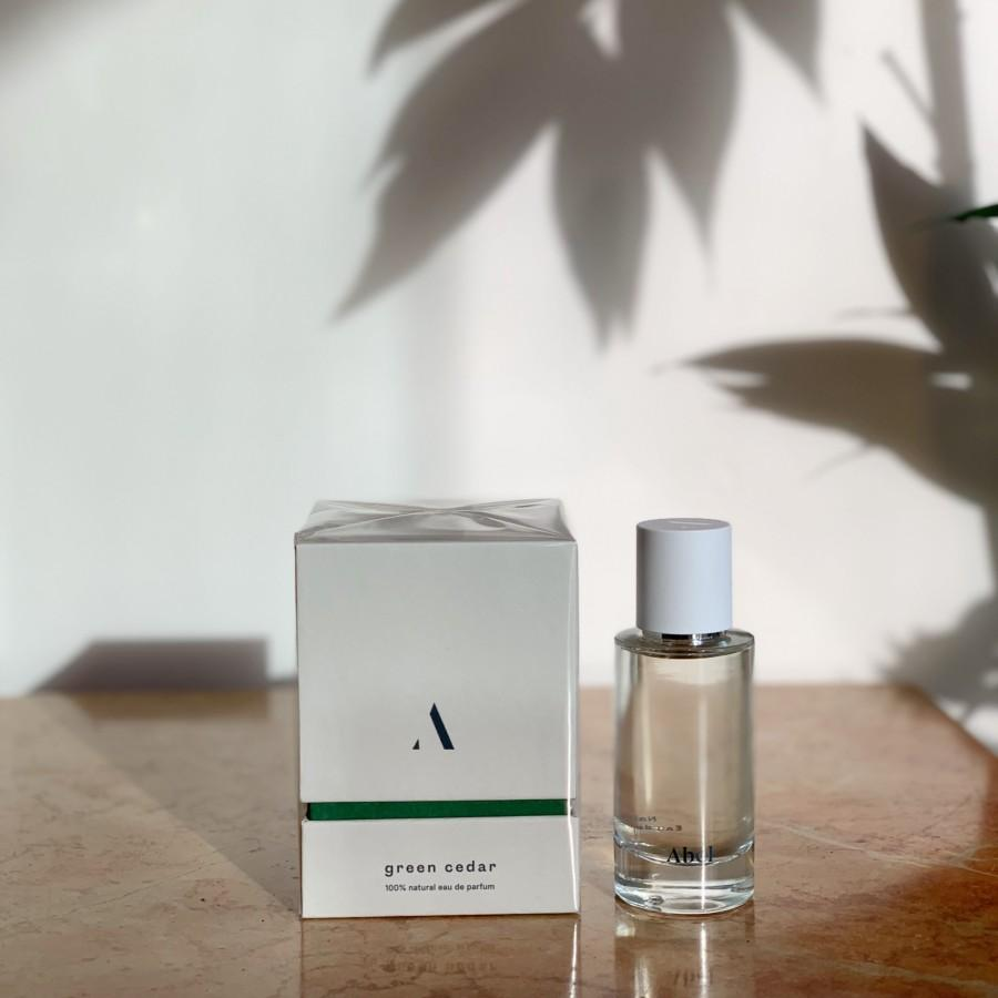 Abel Odor 100% Natural Perfume | Green Cedar