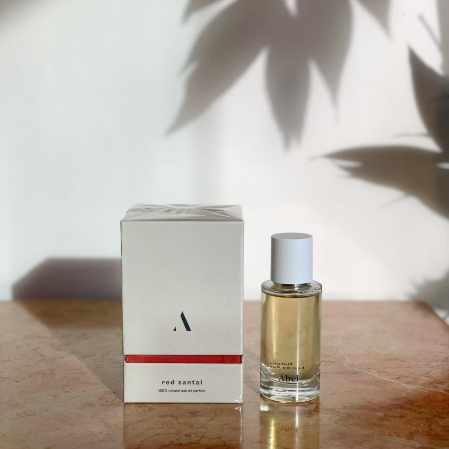 Abel Odor 100% Natural Perfume | Red Santal