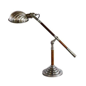 Adjustable Clam Style Desk Lamp