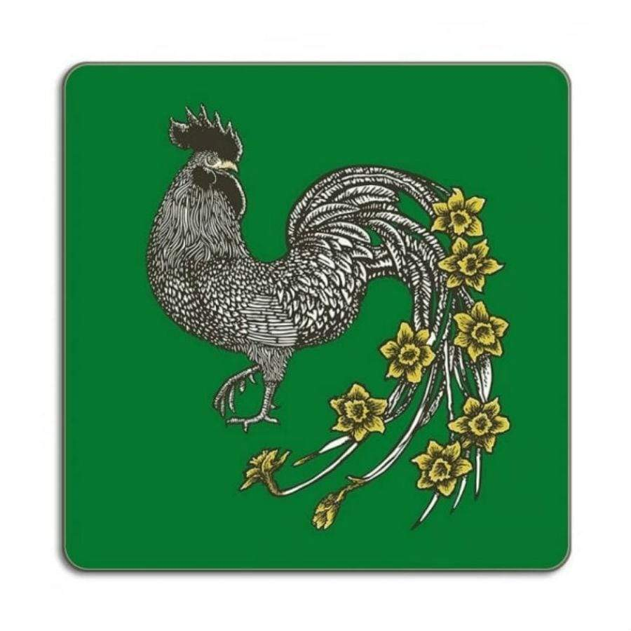 Animal Placemat - Rooster - UK