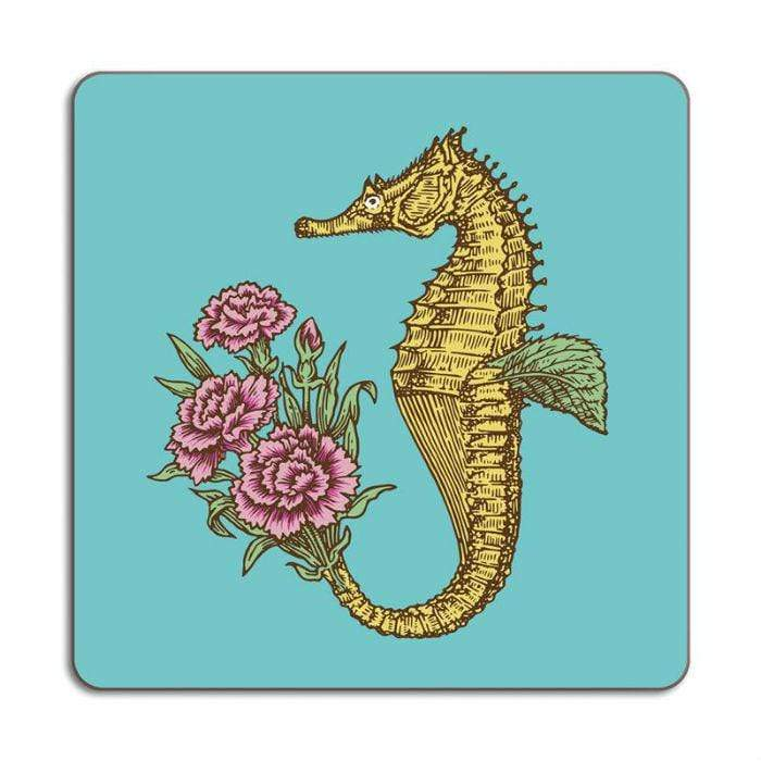 Animal Placemat - Seahorse - UK