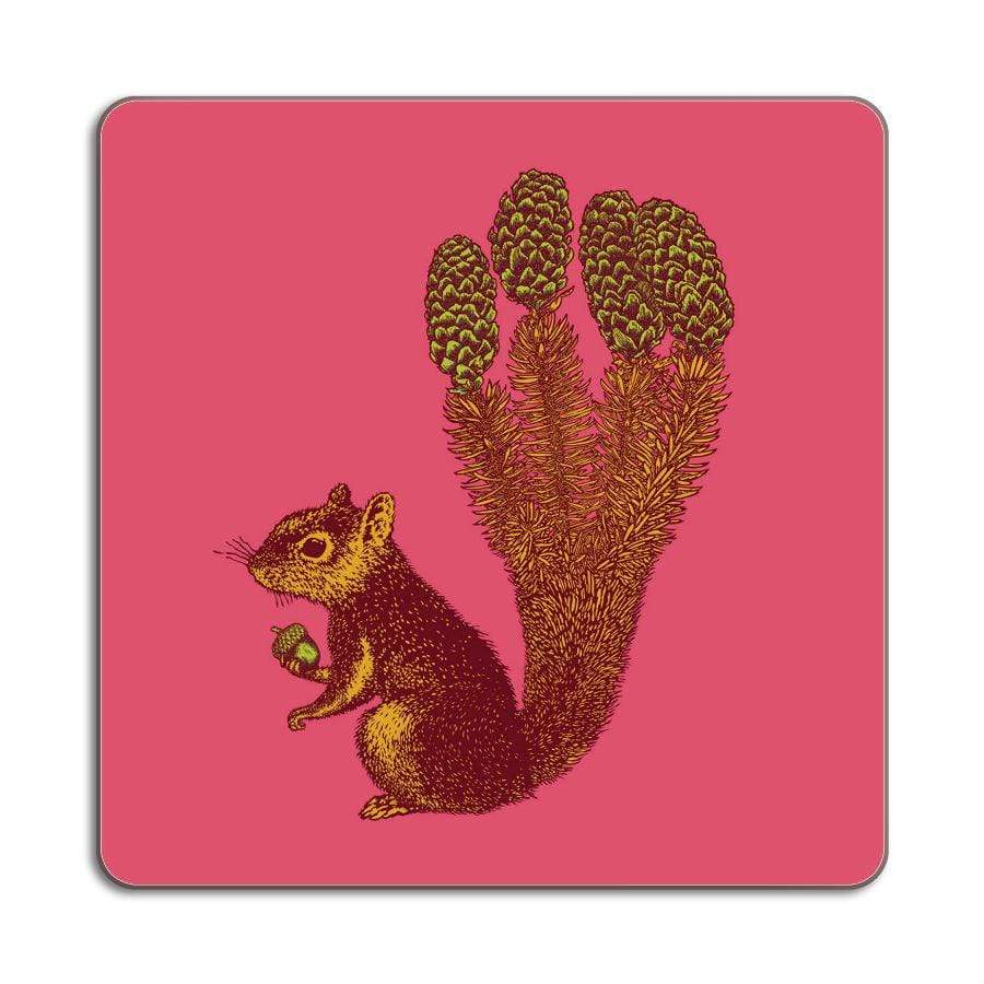 Animal Placemat - Squirrel - UK