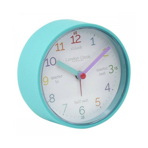 Aqua London Alarm Clock