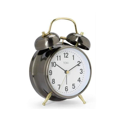 Askel Twin Bell Alarm Clock
