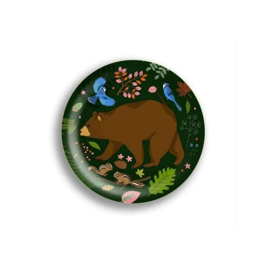 Birchwood Mini Tray Bears 4.5
