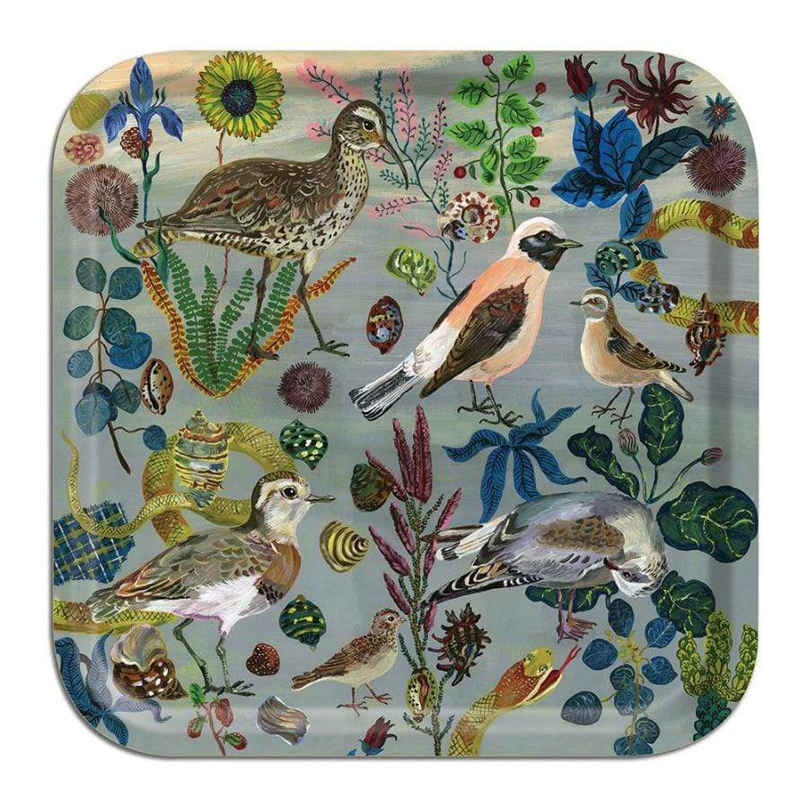Bird in the Dunes - Birchwood Tray