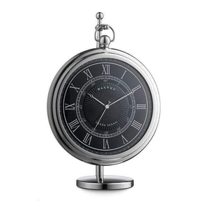 Black Dalvey Grand Sedan Clock