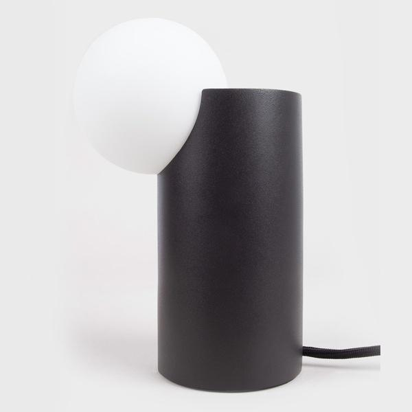 Black Form Light - Cylinder