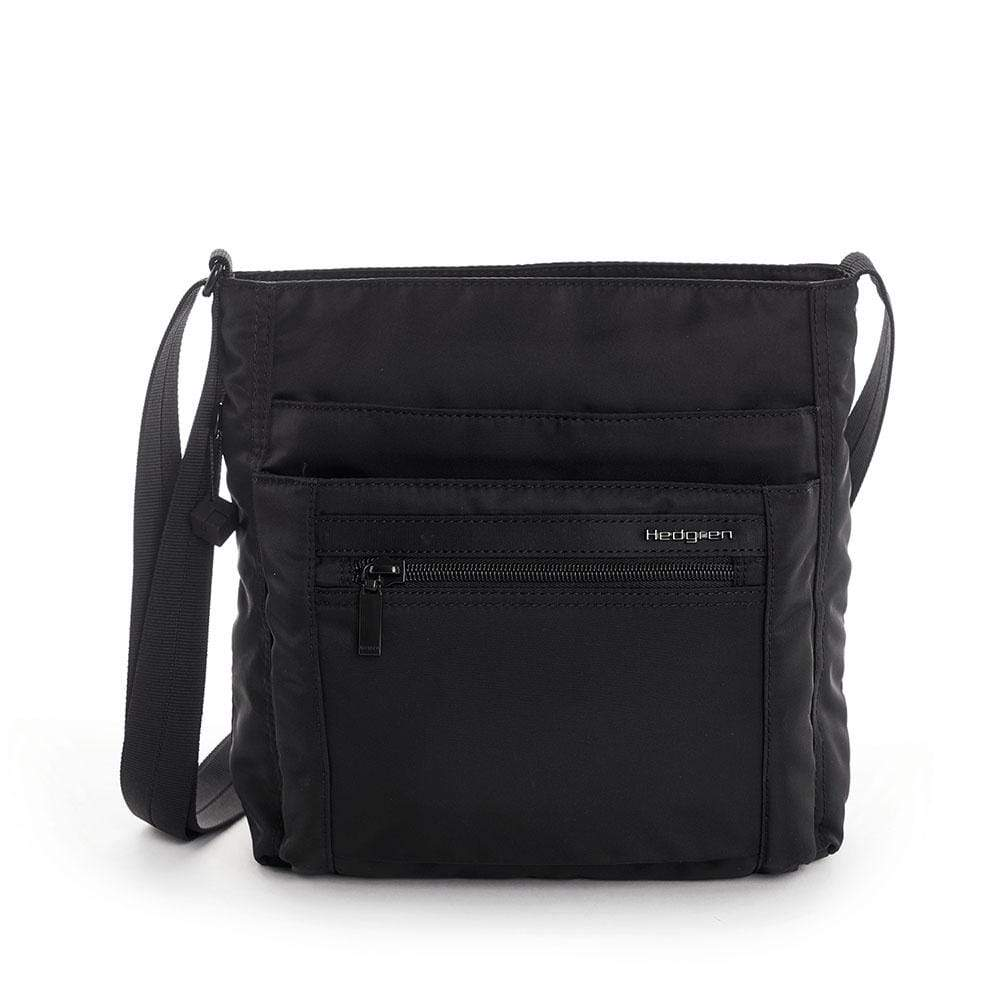 Black Hedgren Shoulder Bag - ORVA