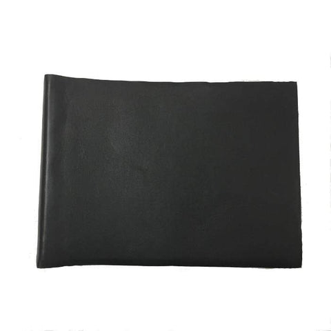 Black Il Papiro Leather Large Landscape Album