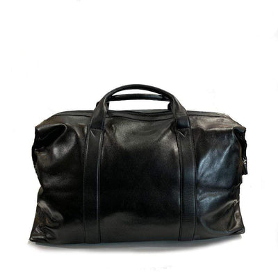 Black Weekender Travel Bag