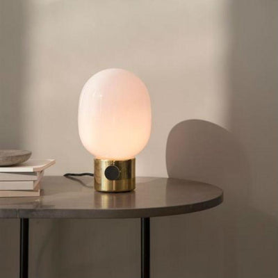 Brass Table Lamp by Menu