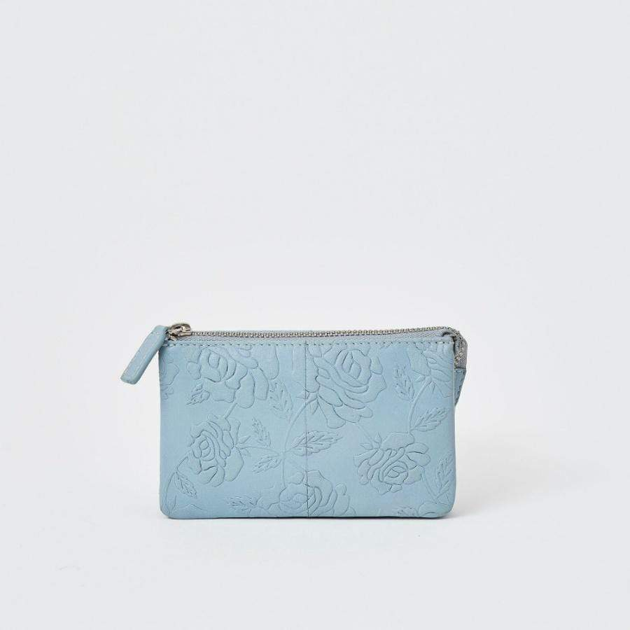 Briarwood-Frost Embossed - Sky