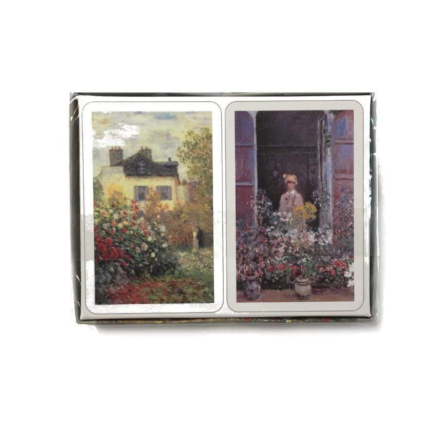 Bridge Playing Cards - Maison de Monet