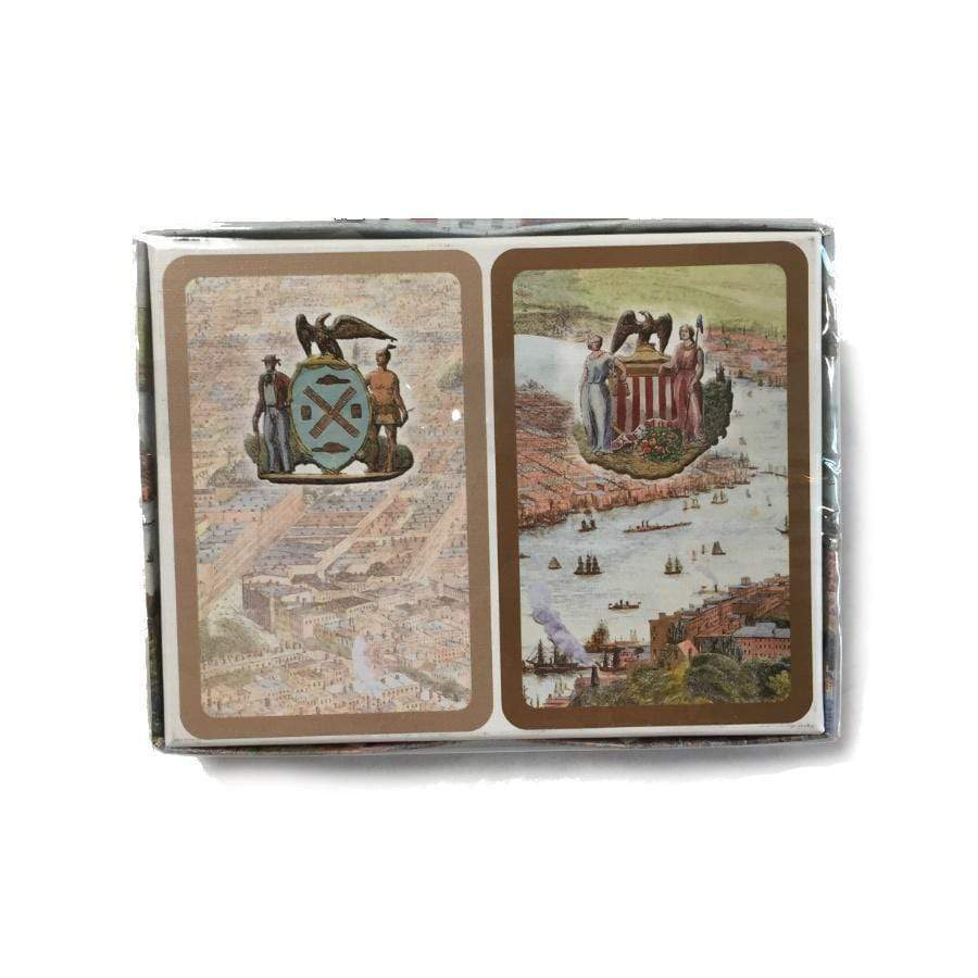 Bridge Playing cards  - New York 1853
