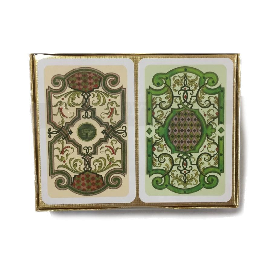 Bridge Playing Cards - Vintage Garden Art