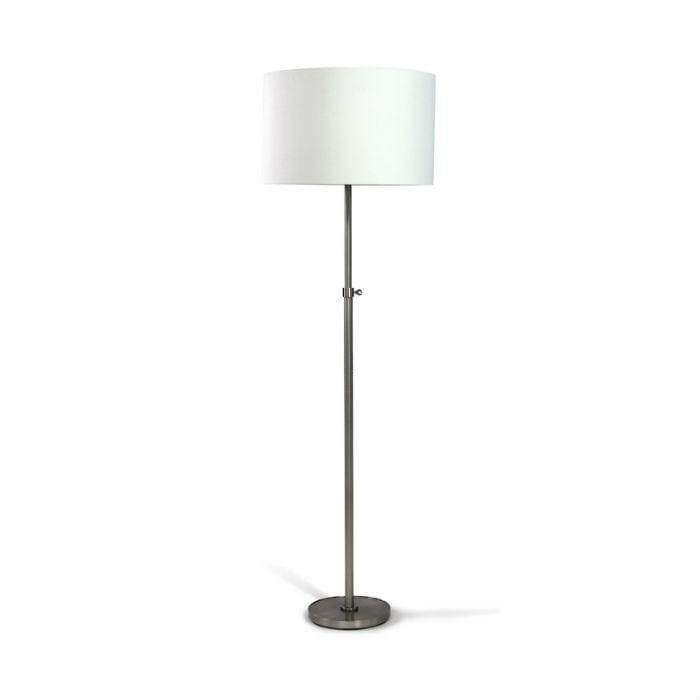 Bronze Adjustable Floor Lamp