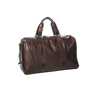 Brown Cairo Overnight Bag