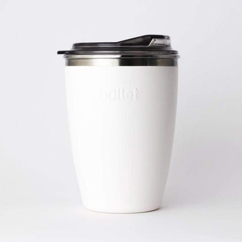 Bullet Travel Cup / White