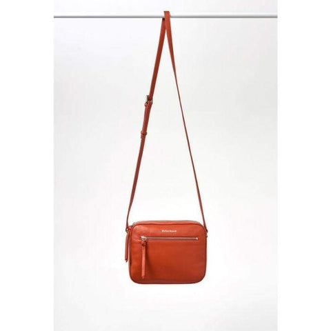 Burnt Orange Tallulah Handbag