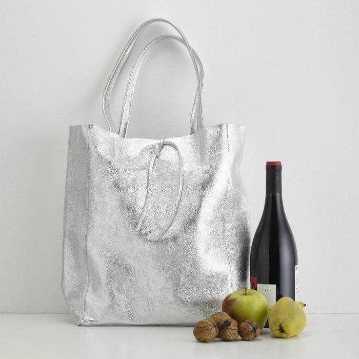 Campo Italian Leather Tote Bags