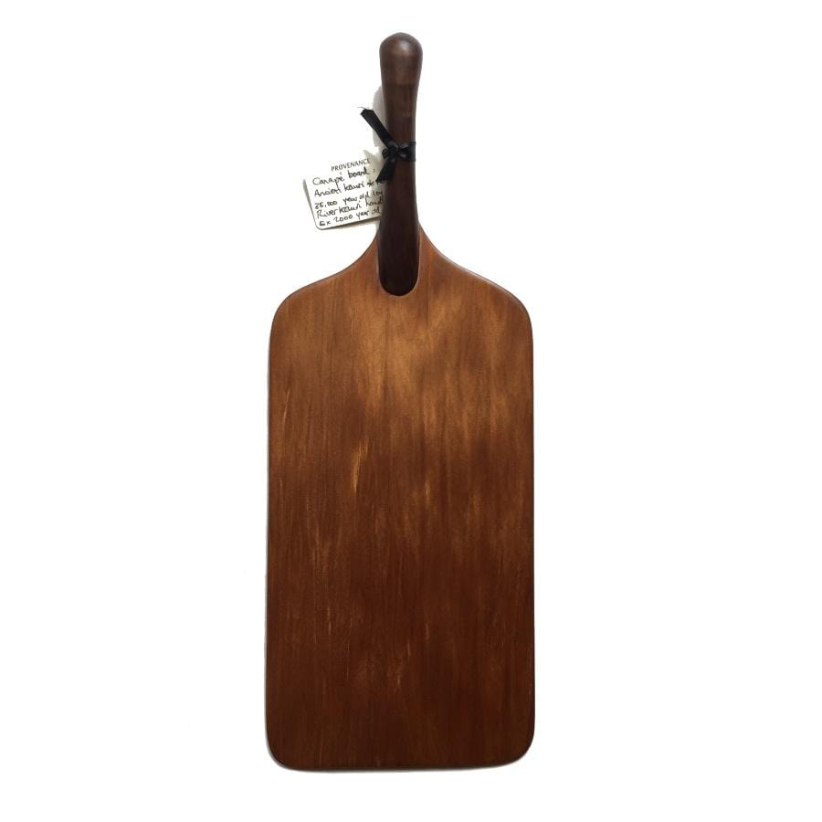 Canape Board with handle