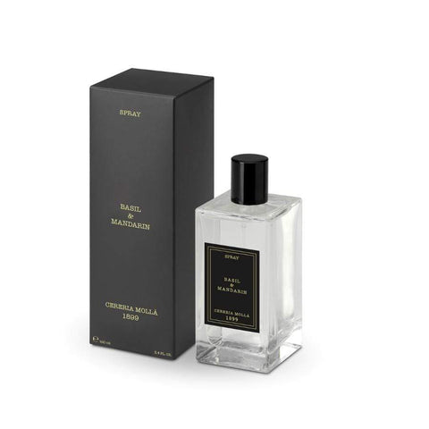 Cereria Molla Room Spray / Basil & Mandarin