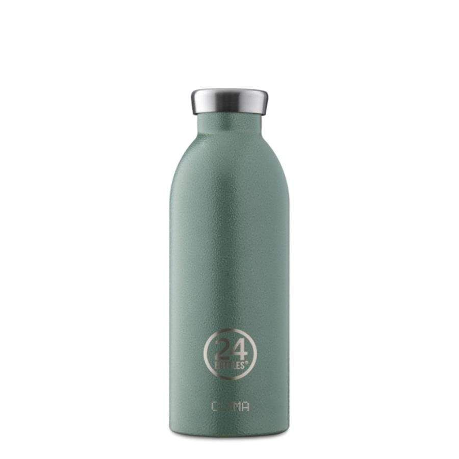 Clima 24 Bottle - Moss green