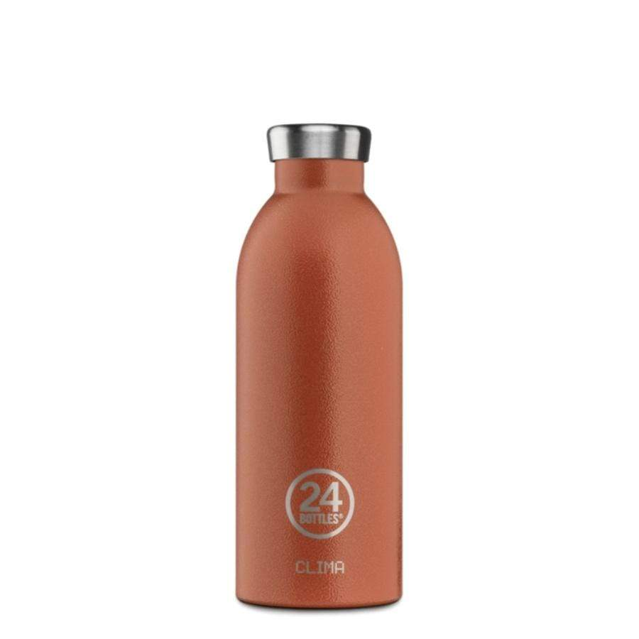 Clima 24 Bottle Sunset Orange