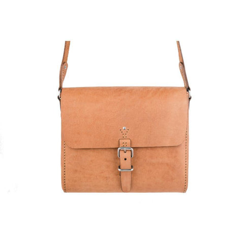 Companion Satchel Tan