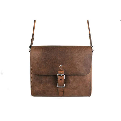 Companion Satchel Vintage Brown