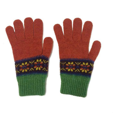 Cornelian Islay gloves