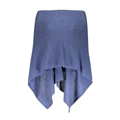 Denim Cashmere Topper