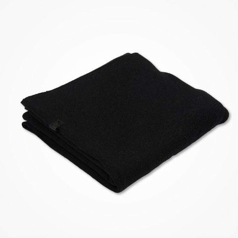 Dinadi Greta Scarf - Black | Made in Nepal