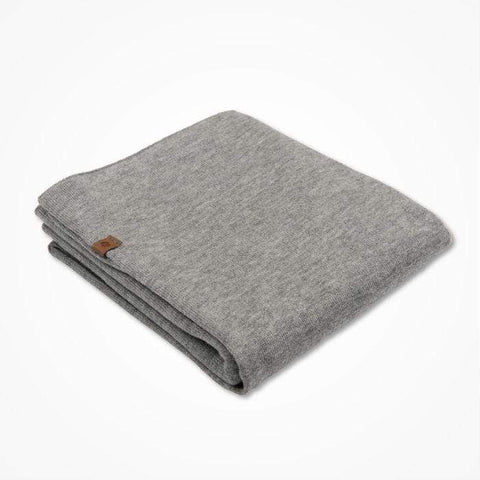 Dinadi Greta Scarf - Pebble Grey | Made in Nepal