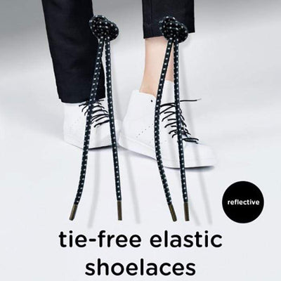 Elastic Shoelaces - Short