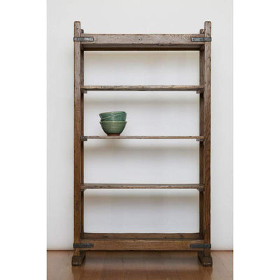 Elm Bread/Shoe Rack